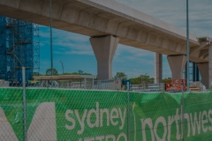 Printed mesh for major infrastructure projects