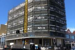 scaffold mesh in Harris Park