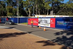 Vinyl Hoarding Banners University of Wollongong Richard Crookes-3
