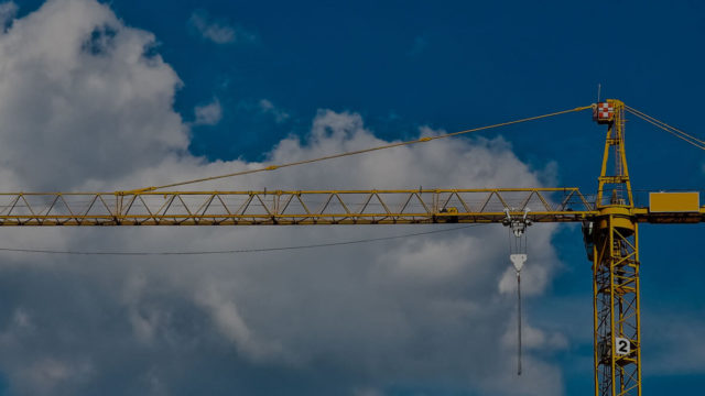 Tower Crane Banners