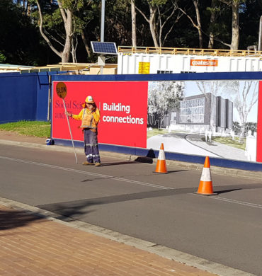 Vinyl Banners for University of Wollongong