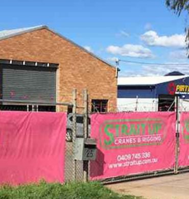 Premium Fence Mesh for Crane Contractor